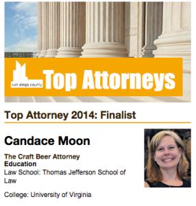 Top Attorney 2014 Finalist