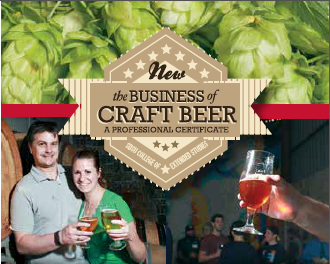 SDSU Craft Beer Certificate