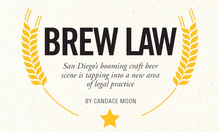 March/April 2014 – San Diego Lawyer – Brew Law