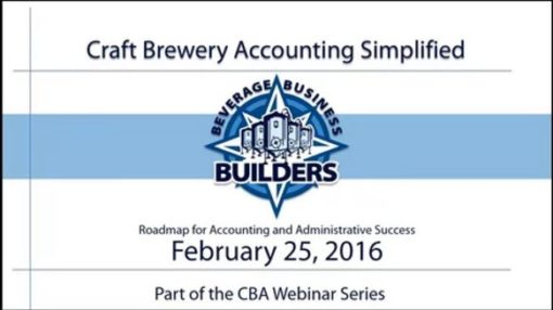 Craft Brewing Accounting Simplified