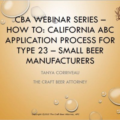 CA ABC How to Webinar