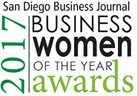 10.09.17 Candace L. Moon, Esq. selected as 2017 SDBJ Business Women of the Year Finalist